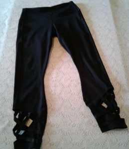🌺 Nearly New Active Life Black Yoga Leggings